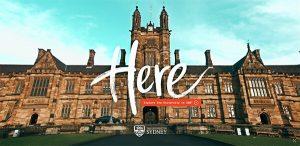 University of Sydney Here 360 Tour