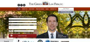 Colorado Springs Personal Injury Attorney Greg Green