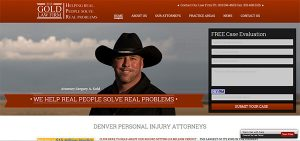 Greenwood Village Personal Injury Attorneys at The Gold Law Firm