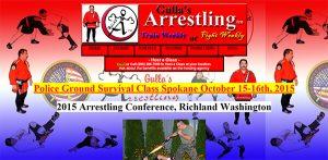 Gulla's Arrestling