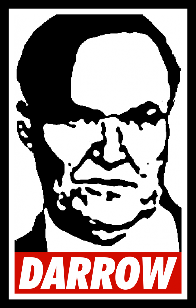 Obey Clarence Darrow Law Father
