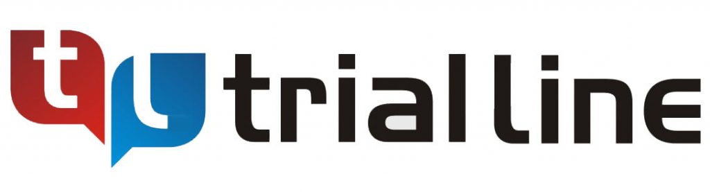 Logo for TrialLine - Lawyer Timeline Software