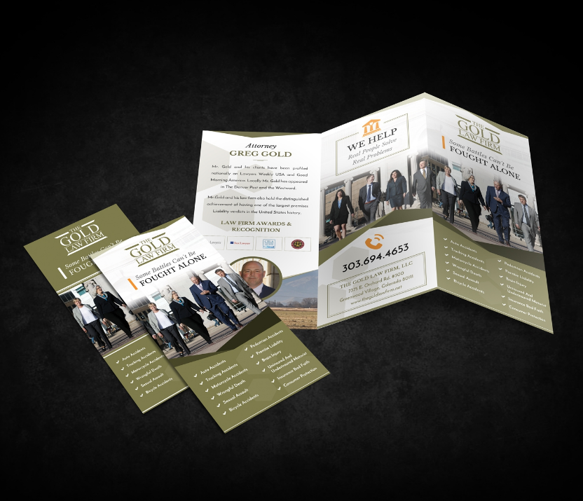 Law Firm Brochure | Law Firm Brochure Design And Printing Law Father Legal Media